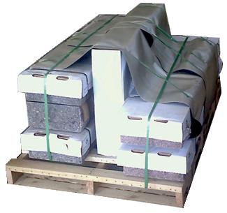 Tecstone Pallet Freight Rates