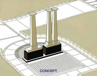 World Wars Memorial Concept