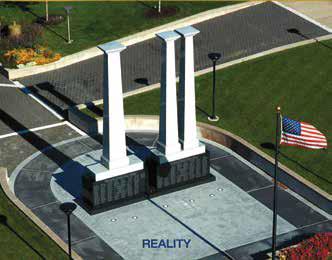 World Wars Memorial Realization