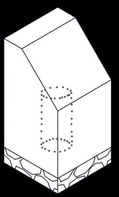 TS 1284 Cremation Cube