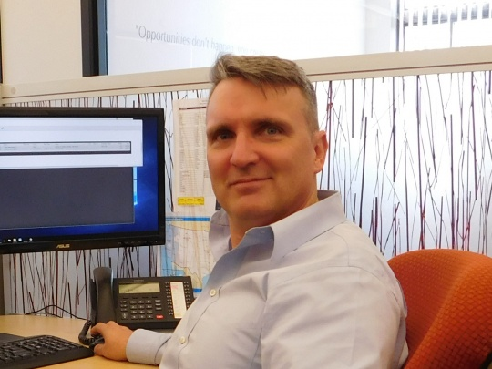 Steven Carr Marketing Manager Tecstone Granite
