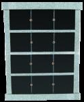 TSS1322 - 12 niche