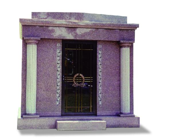 Mausolea Tecstone Granite