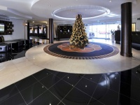 Interior Lobby Granite