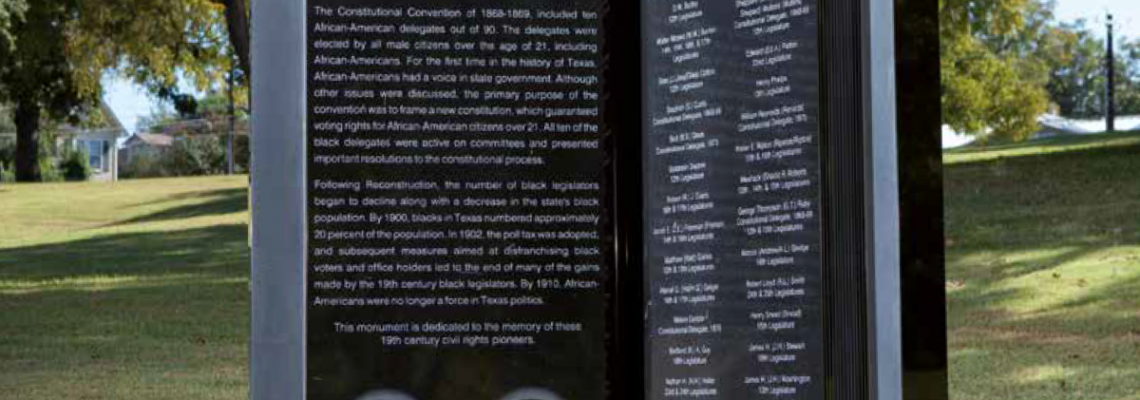 African American Legislators