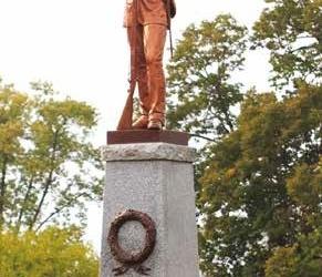Civil War Soldier Memorial