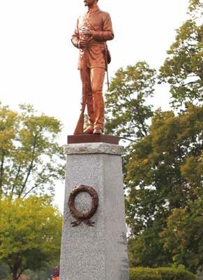 Civil War Soldier Memorial