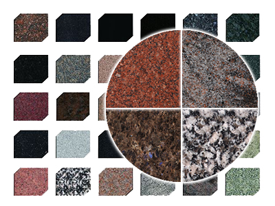 Colors Tecstone Granite