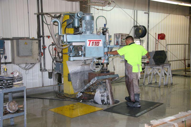 Sandblasting Services Tecstone Granite