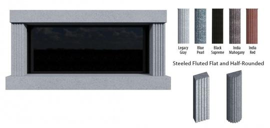 TS1510 - Flat Top - Choice of Columns
