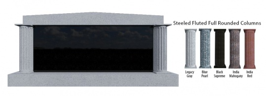 TS1515 - Roof Top - Choice of Columns