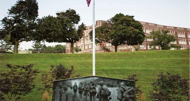 Vietnam Veteran's Memorial Erie PA