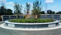 Cremation Garden with Columbaria