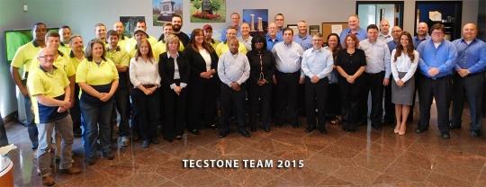 Tecstone Team 2015
