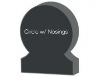 Circle with Nosings