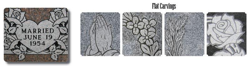 Flat Carvings