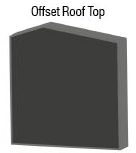 Offset Roof Top