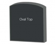 Oval Top