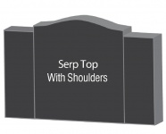 Serp with Shoulders