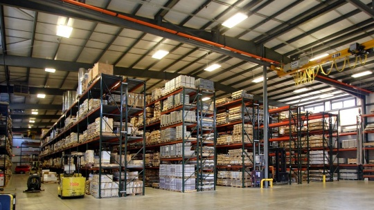 Tecstone's Warehouse