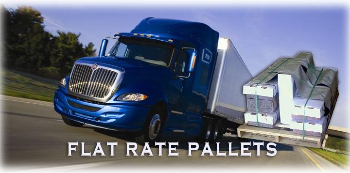 Tecstone Flat Rate Pallet