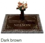 Dark Brown Bronze